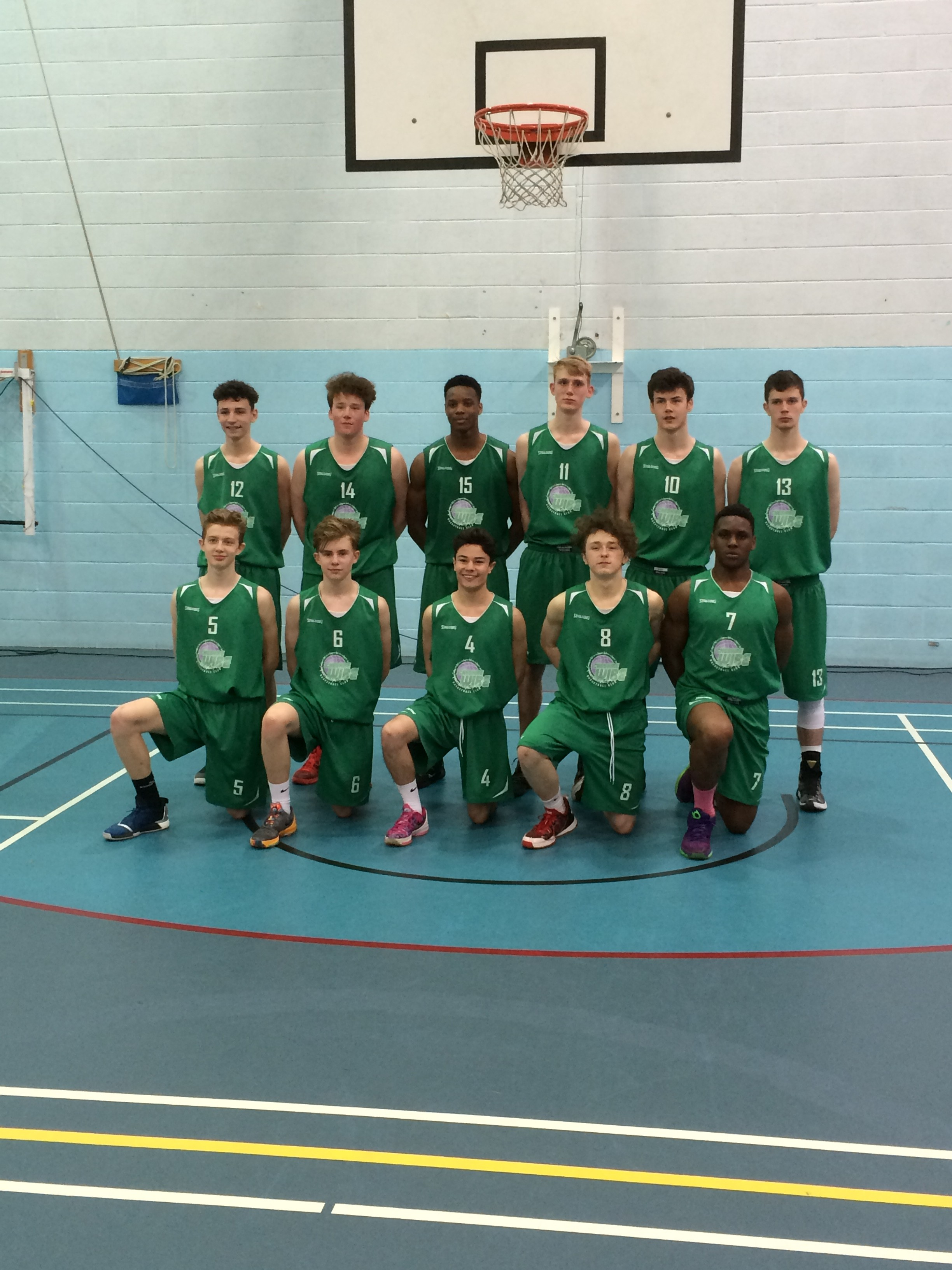 Club News - Page 3 of 7 - Cheshire Wire Basketball Club