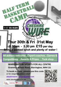 Cheshire Wire Camp